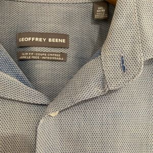 Geoffrey Beene long sleeve shirt